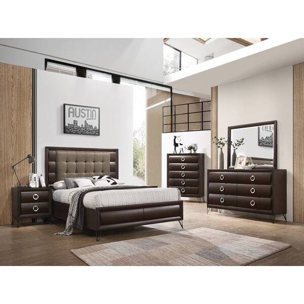 Garrard Standard Configurable Bedroom Set by Everly Quinn