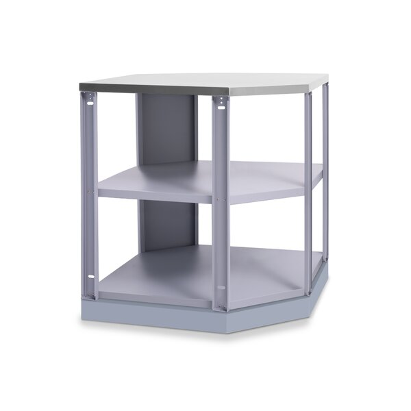@ Outdoor Kitchen Grove 90 Degree Corner Shelf by NewAge Products| #$0.00!
