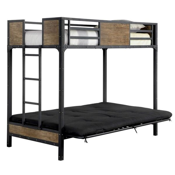 Bowry Clapton Twin Bunk Bed by Isabelle & Max