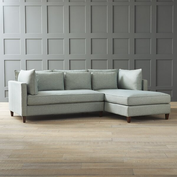 Ayla Sectional by DwellStudio