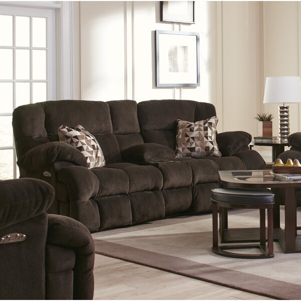 Shop Fashion Brice Reclining Loveseat by Catnapper by Catnapper
