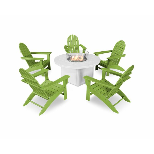 Vineyard 6 Piece Multiple Chairs Seating Group by POLYWOOD®