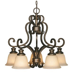 Buying Cambridge 5-Light Shaded Chandelier By Wildon Home ®