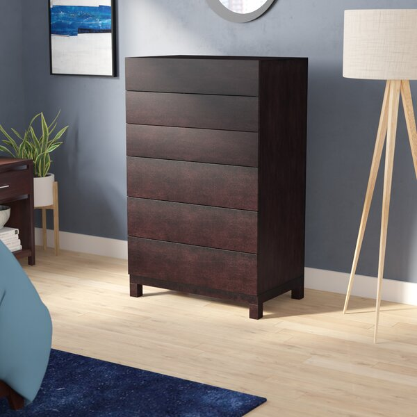 Bohutice 6 Drawer Chest by Latitude Run