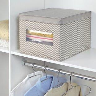 Fabric Closet And Dresser Drawer Storage Organizer