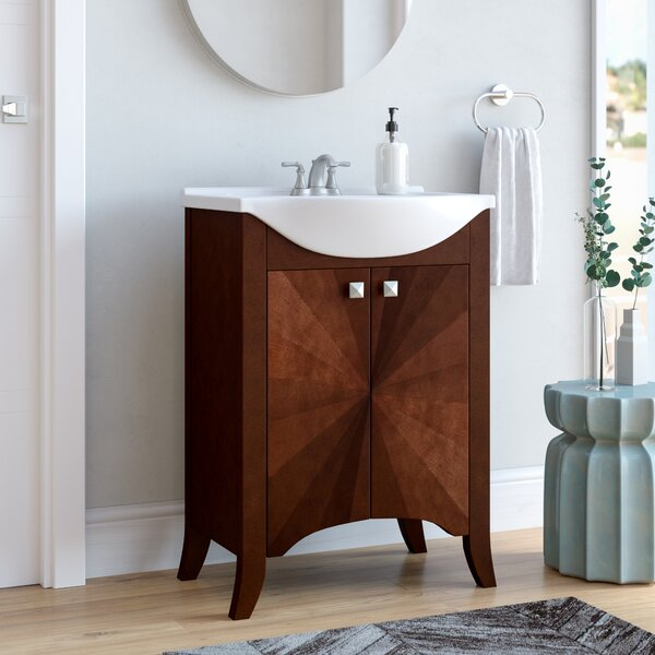 Avalyn 24 Single Vanity by Zipcode DesignAvalyn 24 Single Vanity by Zipcode Design
