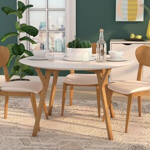 Mid-Century Dining Tables You\'ll Love | Wayfair