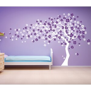 Cherry Blossom Tree Wall Decal Part 61