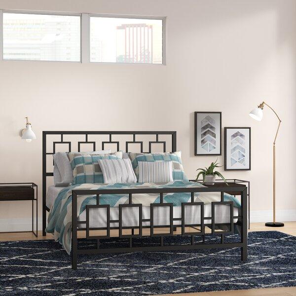 Marshallville Queen Platform Bed by Wrought Studio