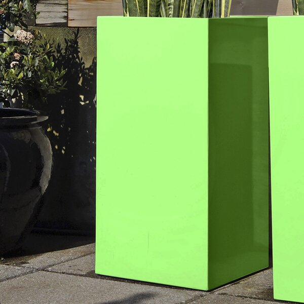 Carson Aluminum Planter Box by Kanto