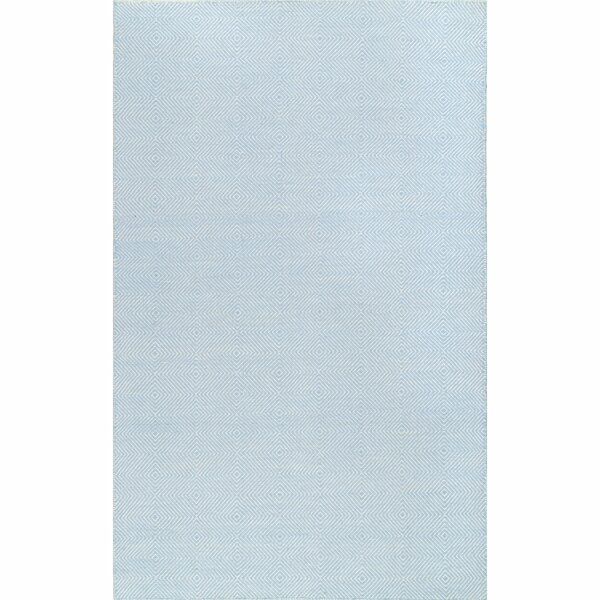 Andersen Hand-Tufted Light Blue Area Rug by Highland Dunes