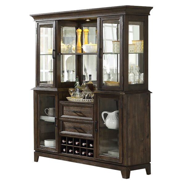 Serrato China Cabinet by Alcott Hill Alcott Hill