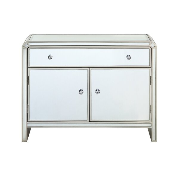 Ceja 2 Door Accent Cabinet by House of Hampton House of Hampton