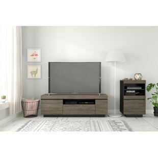 Persephone Entertainment Center Ebern Designs