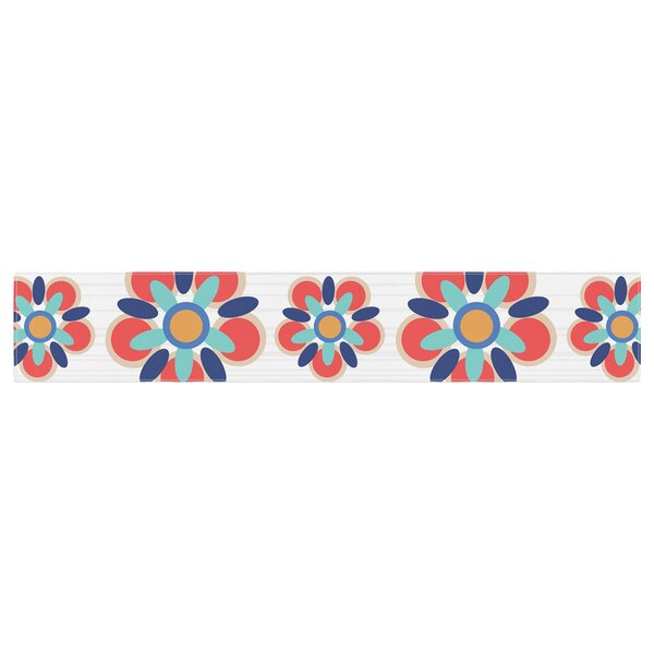 Jolene Heckman Folksy Table Runner by East Urban Home