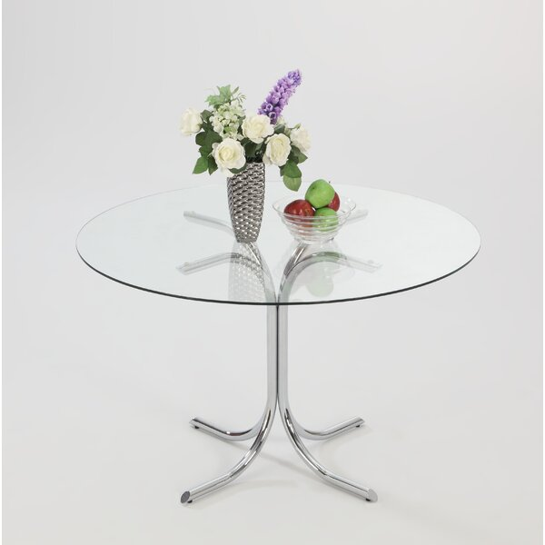 Venetia Dining Table by Fleur De Lis Living