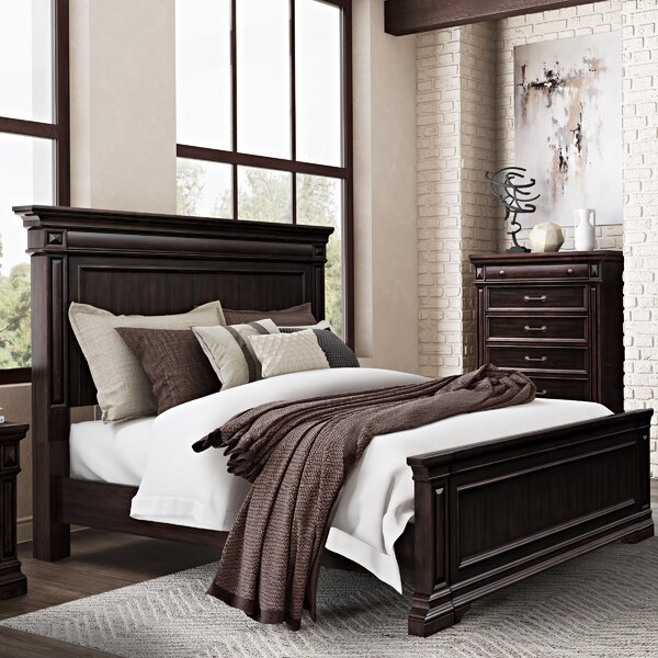 Slye Standard Configurable Bedroom Set by Canora Grey