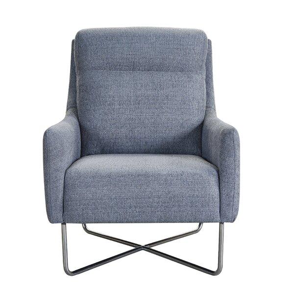 Deb Contemporary Armchair by Brayden Studio