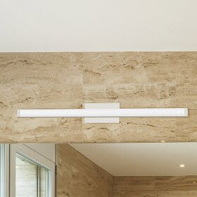 Contemporary 1 Light Bath Bar