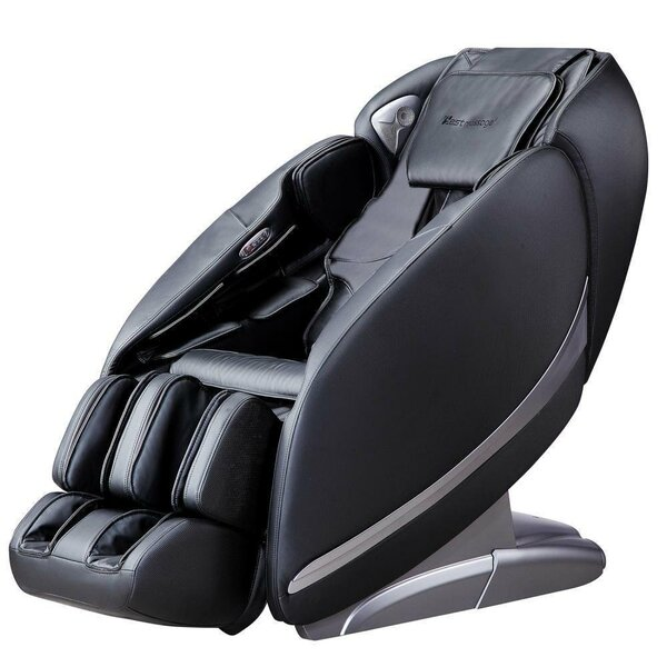 Shiatsu Reclining Full Body Massage Chair By Ebern Designs