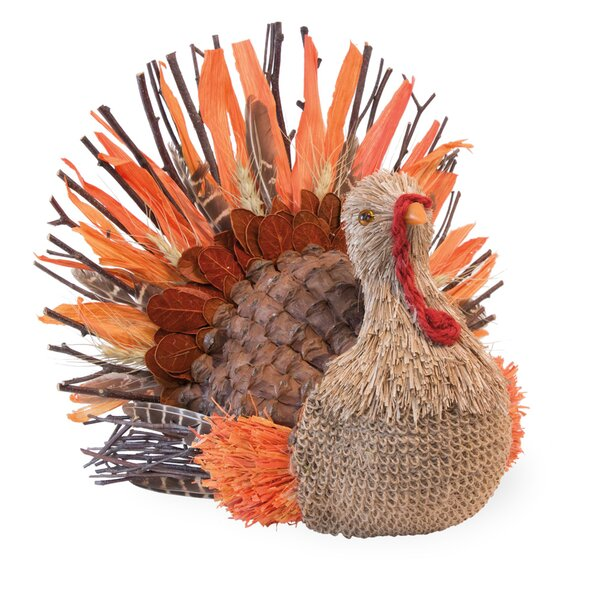 Pinecone Turkey by The Holiday Aisle