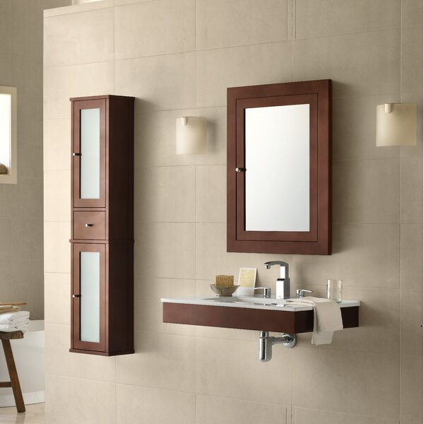 Adina 32 Wall Mount Single Bathroom Vanity Set by Ronbow