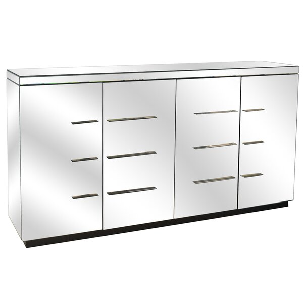 Hazelton 72-inch Wide Sideboard by Everly Quinn Everly Quinn