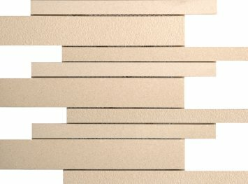 Direction Porcelain Linear Mosaic Tile in Magnitude by Emser Tile