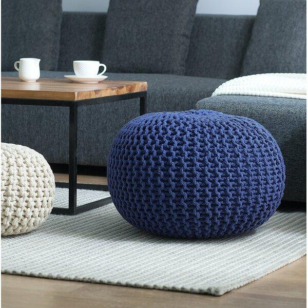 Conrad Pouf by Home Loft Concepts