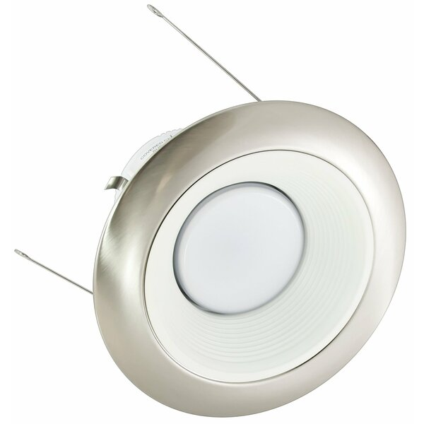 X56 Series 6 Stepped Baffle Recessed Trim (Set of 6) by American Lighting LLC