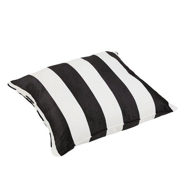 Kallisto Sunbrella Cabana Classic Indoor/Outdoor Floor Pillow by Brayden Studio