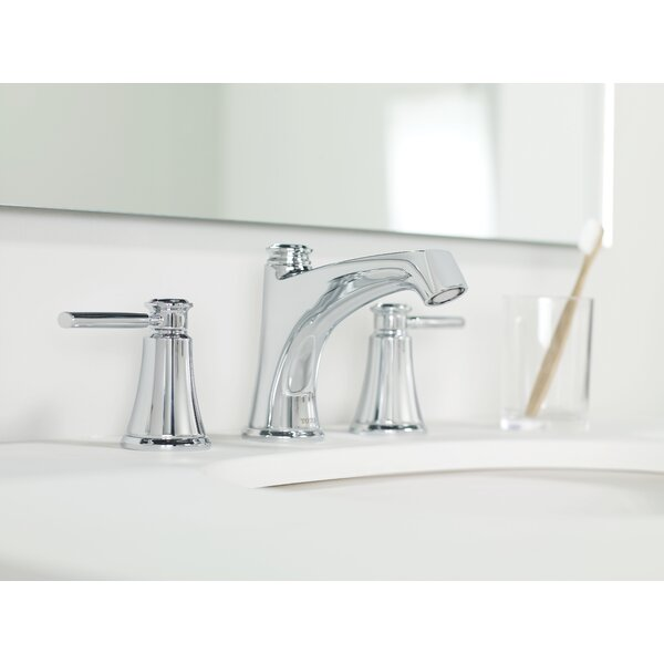 Keane Widespread Bathroom Faucet With Drain Assembly By Toto