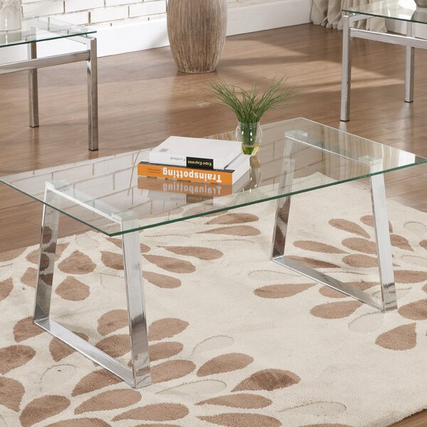 Mowrey Coffee Table by Wade Logan