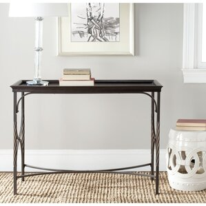 Thompson Console Table by Safavieh