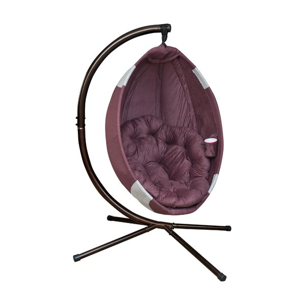 Sports Swing Chair with Stand by Flowerhouse