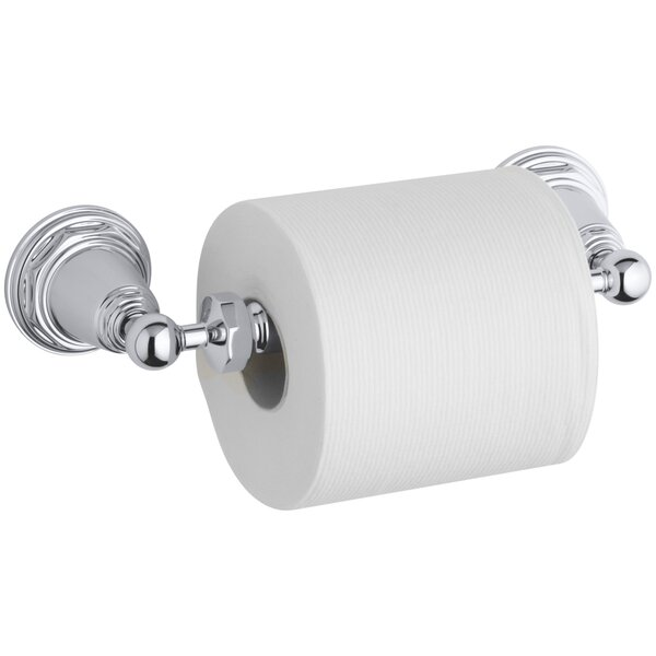 Pinstripe Toilet Tissue Holder by Kohler