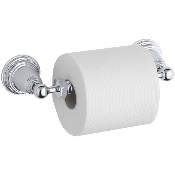 Pinstripe Toilet Tissue Holder by Kohler