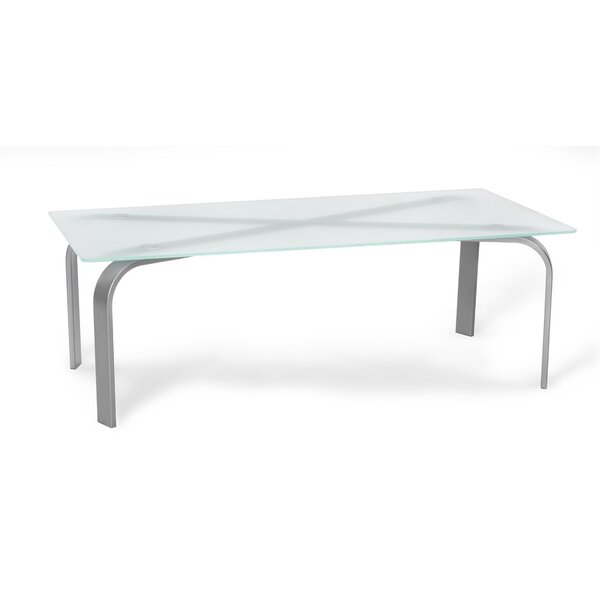 Orren Ellis Glass Top Coffee Tables