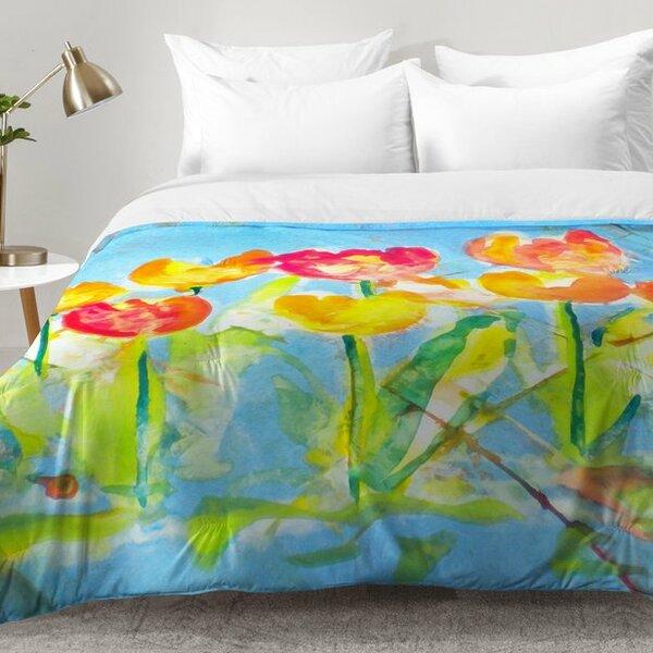 Spring Tulips Comforter Set