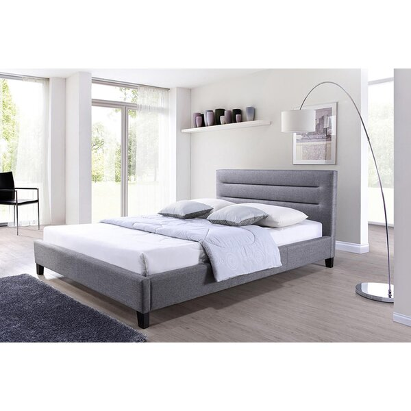 Legler Upholstered Platform Bed by Ivy Bronx