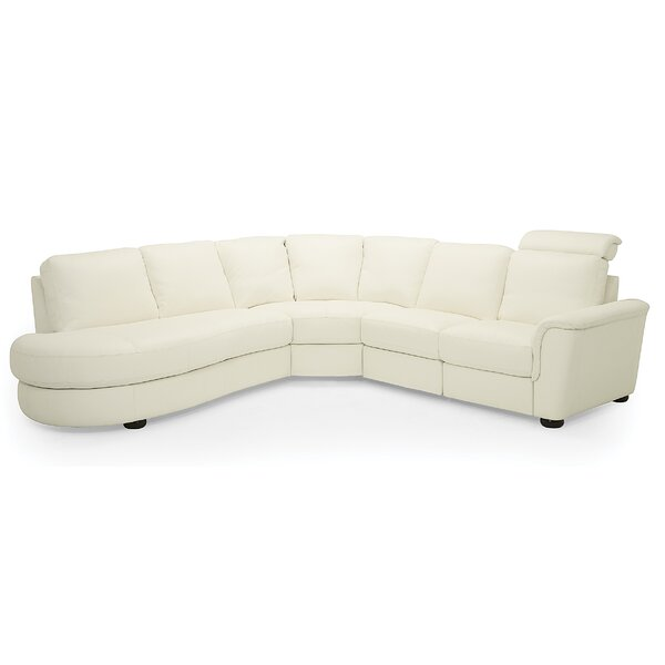 #1 Lyon Reclining Sectional By Palliser Furniture Best Choices