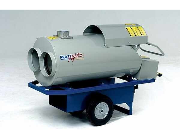 Portable Propane/Natural Gas Forced Air Utility Heater By Frost Fighter