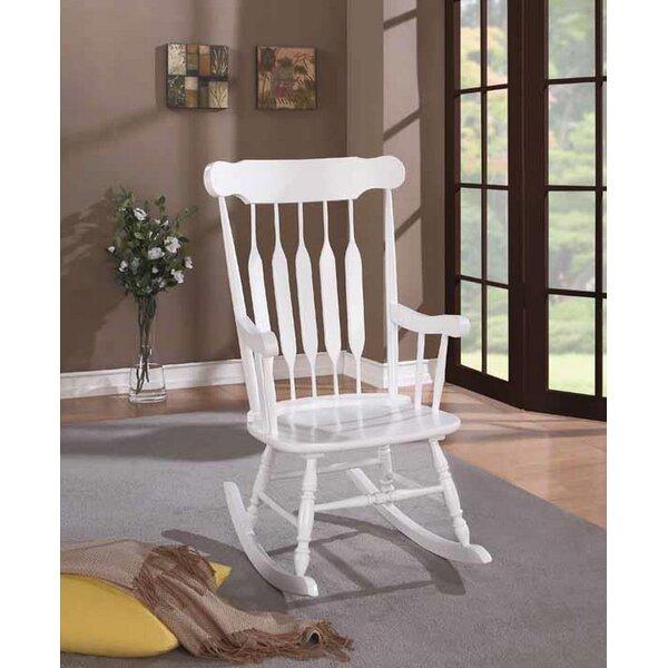Hemphill Rocking Chair By August Grove