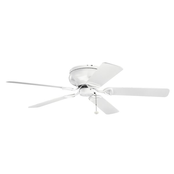 Bormann 52 5-Blade Ceiling Fan by Alcott Hill