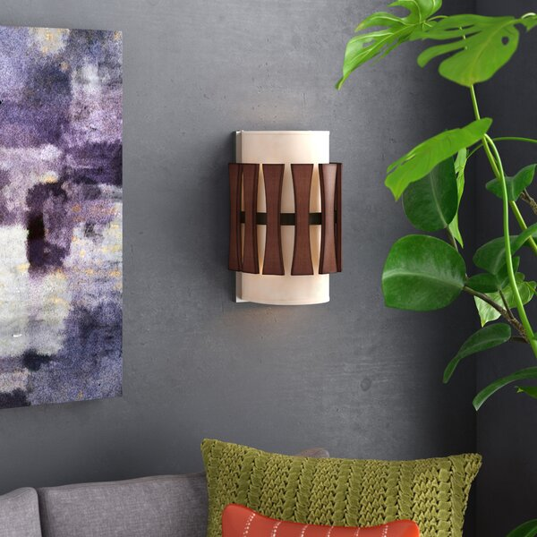 Fairlop 2-Light Wall Sconce by Corrigan Studio