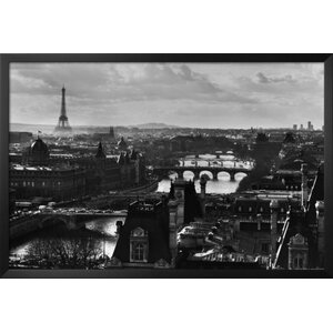 'Paris' Framed Photographic Print by Buy Art For Less