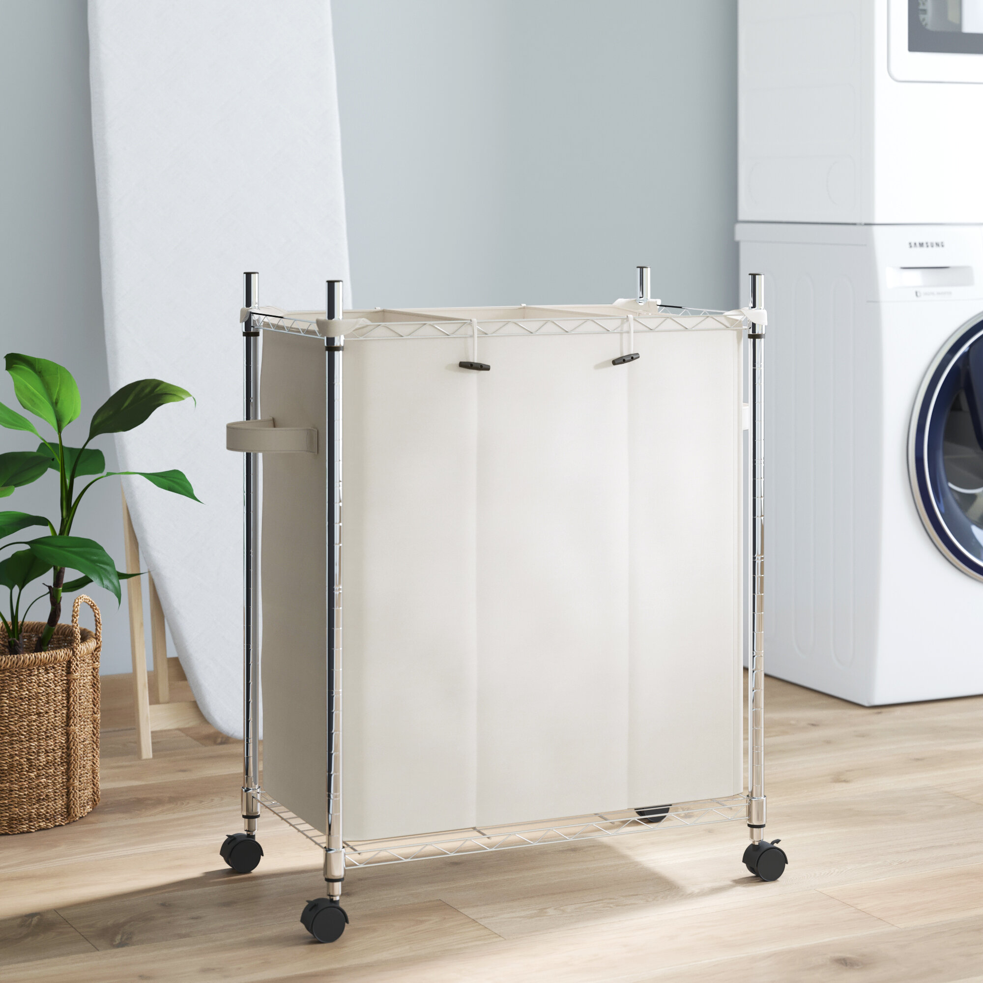Dotted Line Laundry Sorter Reviews