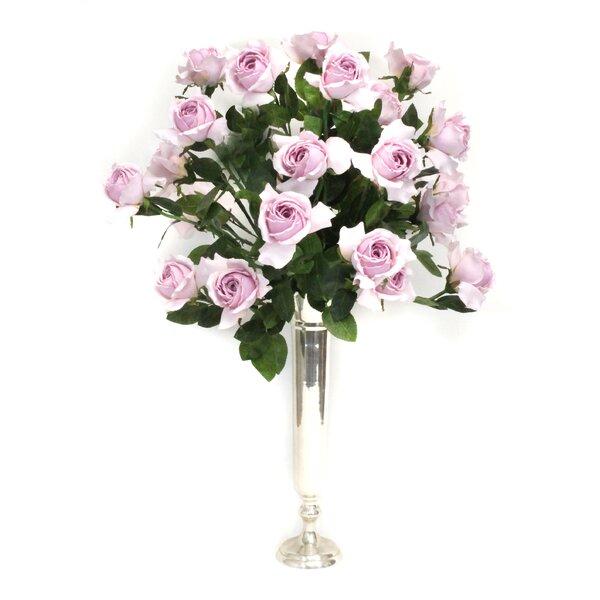 Roses in Bowl by Dalmarko Designs