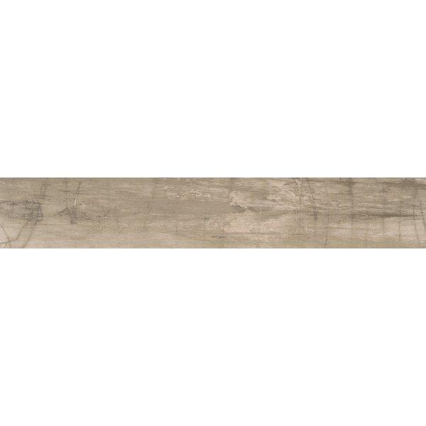 Madera 6 x 35 Porcelain Wood Look/Field Tile in Log by Emser Tile