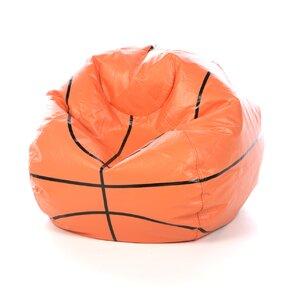 Kierra Basketball Bean Bag Chair by Viv + Rae